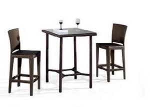 Outdoor Bar Dining Sets - FOH-OT-CF1006T
