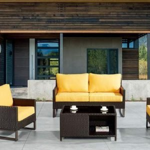PE Rattan Outdoor Furniture - FOH-OT-CF1694