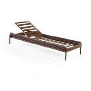 Outdoor Lounge Chair - FOH-OT-CF1851L1