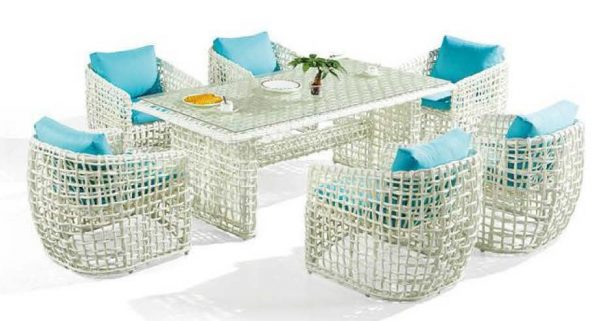 Outdoor Dining Table Set - FOH-OT-CF1874