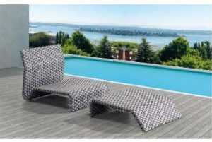 Outdoor Lounge Chair - FOH-OT-CF19170T