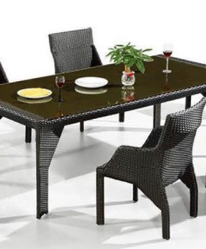 Outdoor Dining Table Set - FOH-OT-CF2042C