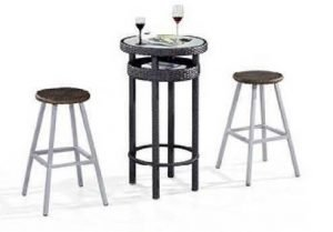 Outdoor Bar Dining Sets - FOH-OT-CF710C