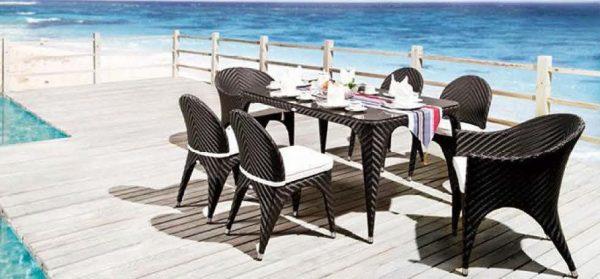 Outdoor Restaurant Furniture - FOH-OT-CS2063