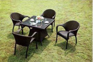 Outdoor Restaurant Furniture - FOH-OT-GS1883AC