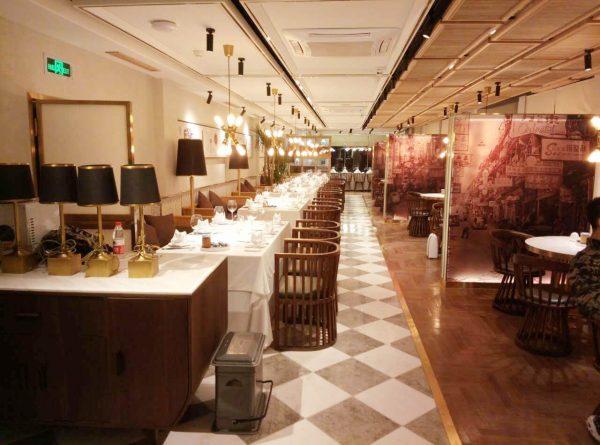 Designer Restaurant Furniture -JF19-01
