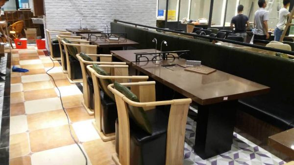 Designer Restaurant Furniture -JF19-05