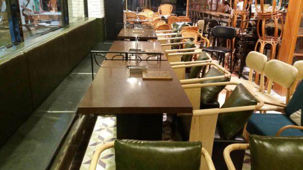 Designer Restaurant Furniture -JF19-08