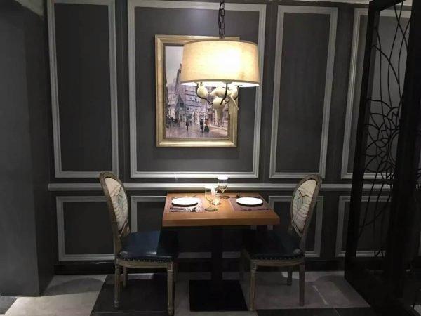 Designer Restaurant Furniture -JF19-09