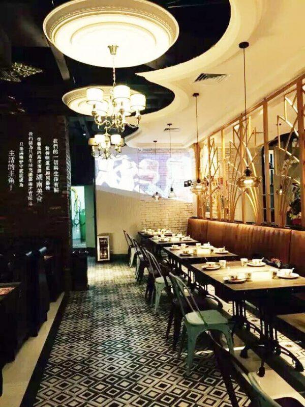 Designer Restaurant Furniture -JF19-11