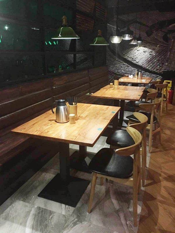 Designer Restaurant Furniture -JF19-12