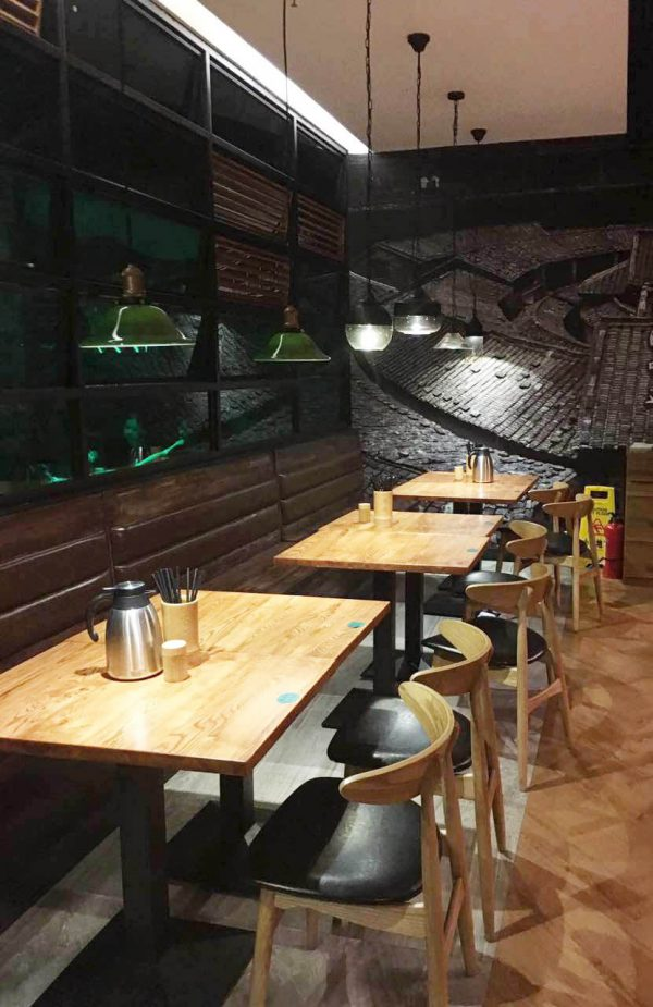 Designer Restaurant Furniture -JF19-14