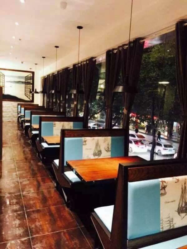 Designer Restaurant Furniture -JF19-15