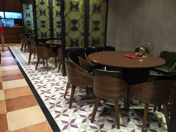 Designer Restaurant Furniture -JF19-20