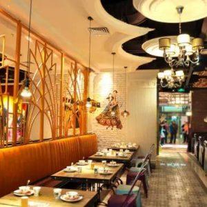 Designer Restaurant Furniture -JF19-23