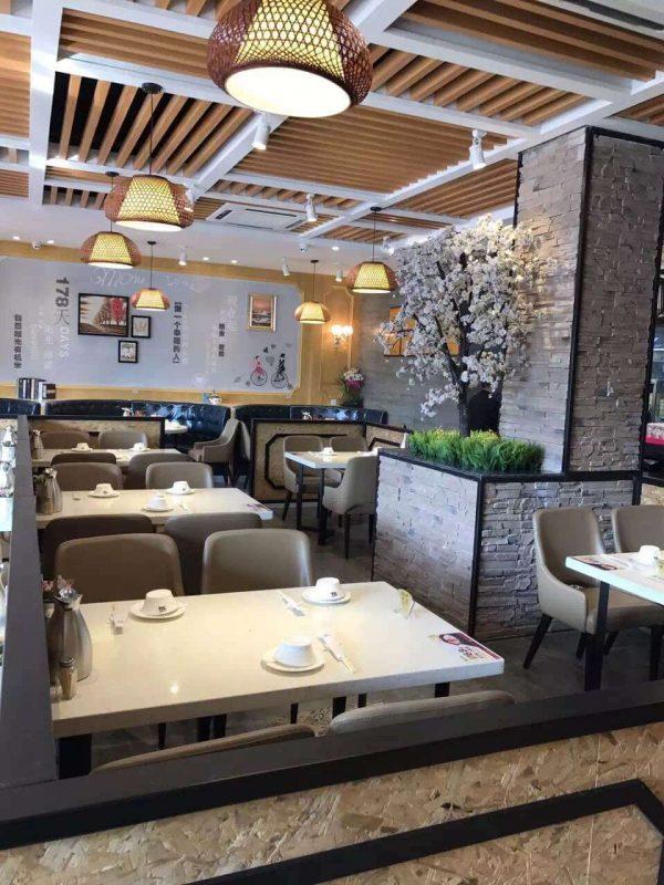 Designer Restaurant Furniture -JF19-24