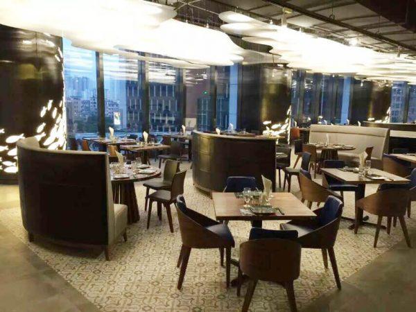 Designer Restaurant Furniture -JF19-36