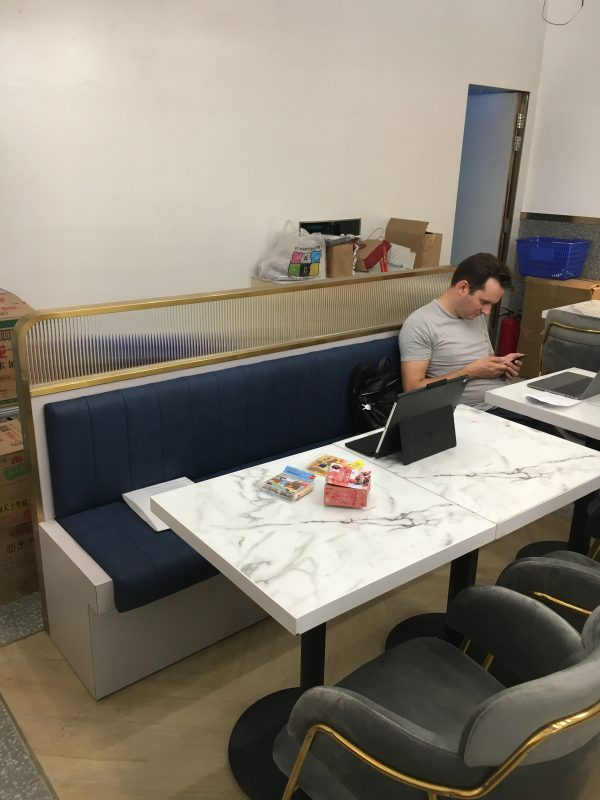 Designer Restaurant Furniture JF19-84