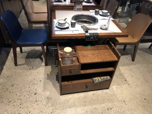 Designer Restaurant Furniture - JF19-95 (1)