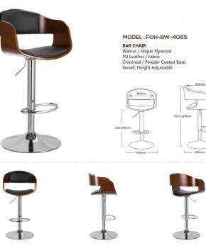 Bar Stools - FOH-BW-4065