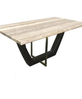 FOH-XY005 - Cross Base Dining Table