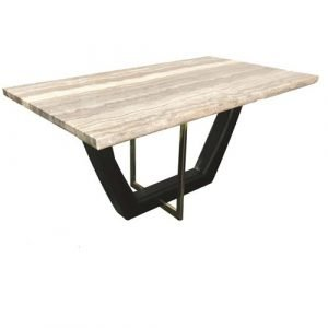 modern legged dining table