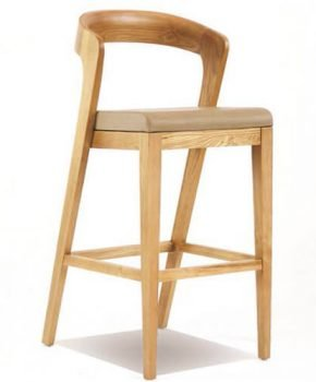 FOH-XY025 - Round Back Breakfast Bar Stool