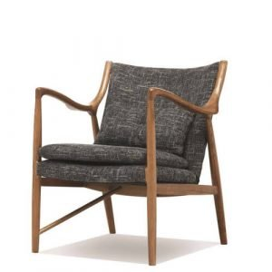ash wood armchair
