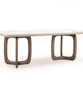 FOH-XY139 - Double Tri Base Dining Table
