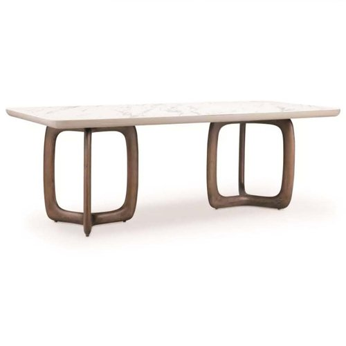tri base dining table