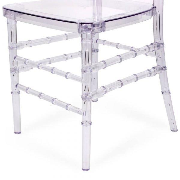 FOH-CF0000 Acrylic Clear Chair