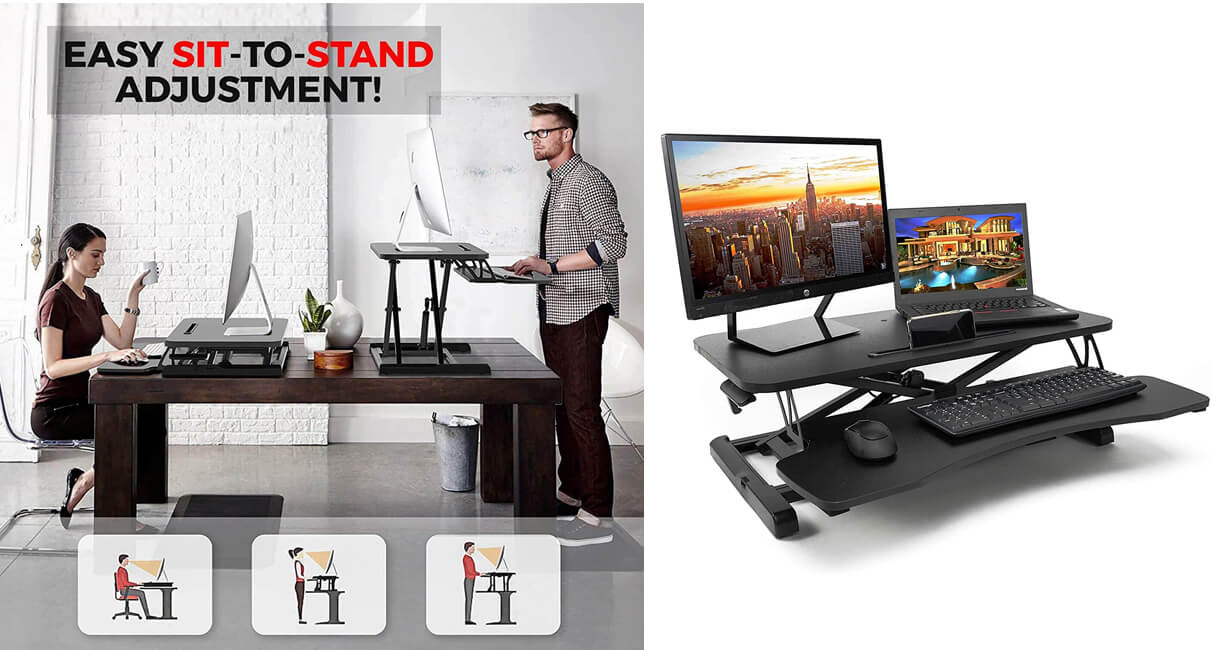 Intelligent Sit or Stand Table
