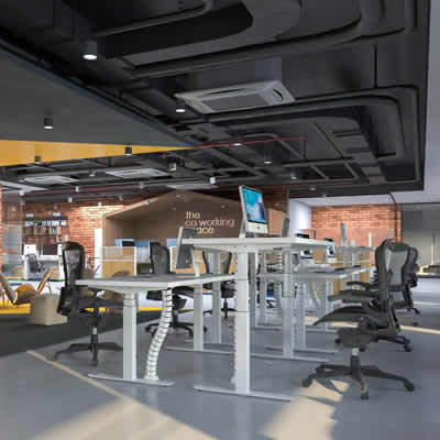 co-working offices