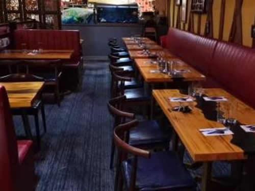 Restaurant Furniture – Seattle