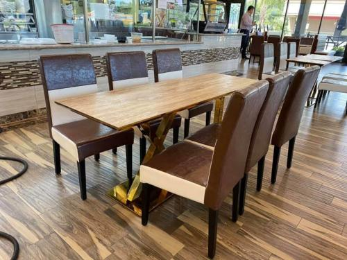 Both indoor and outdoor furniture solutions